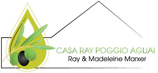 Casa Ray Poggio Agliai Logo