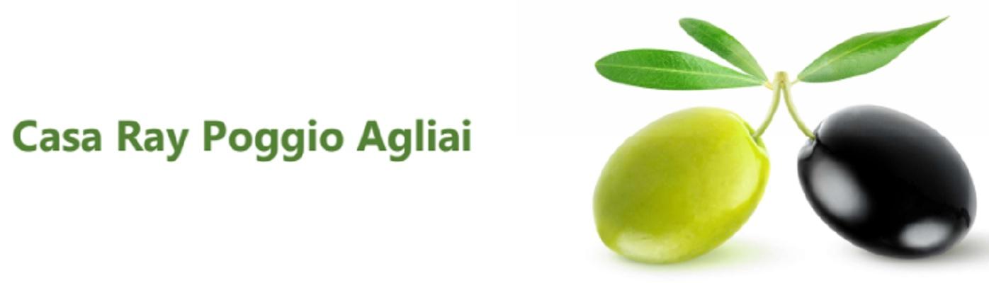 Titel Logo Mobile | Casa Ray Poggio Agliai